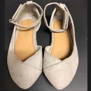 Old navy toddler flats size 5